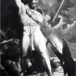 Hymir, Þórr và Jörmungandr – khuyết danh