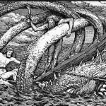 Þórr đi câu cùng Hymir – khuyết danh