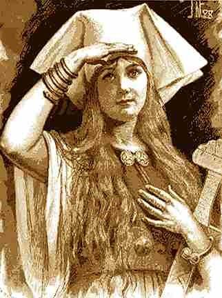 Freyja - khuyết danh