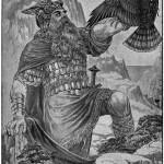 Geirröð và Loki (1908) – tranh của Patten Wilson