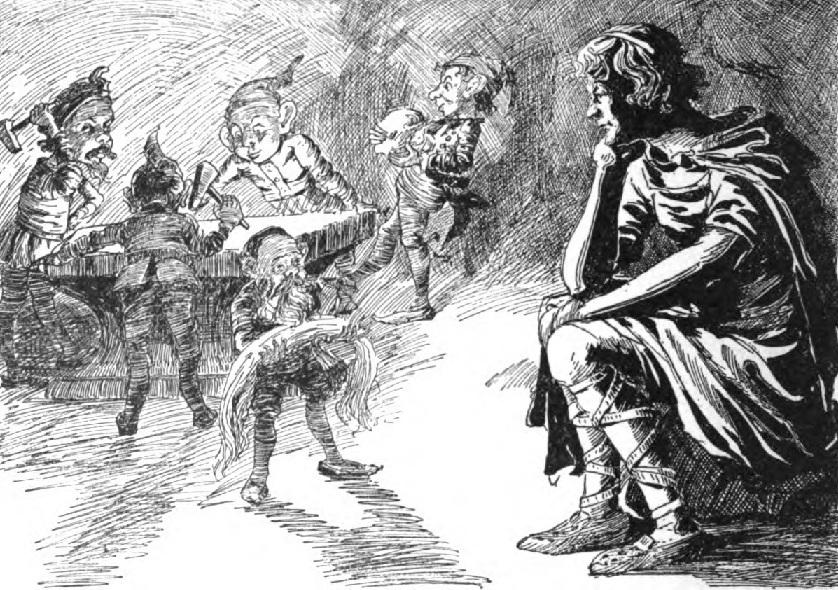 Loki và lũ người lùn (1906) – khuyết danh