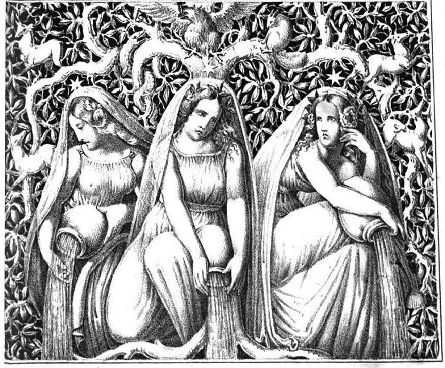 Norns (1832) – khuyết danh