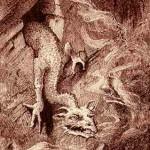 Rồng Fáfnir – khuyết danh