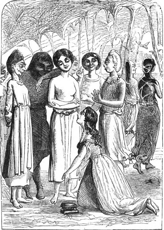 Iðunn tại chỗ của Þjazi (1881) - tranh của David Murray Smith