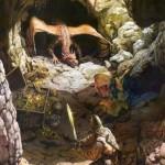 Sigurðr chiến đấu với Fáfnir – khuyết danh