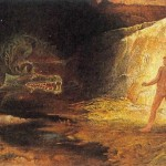 Sigurðr và Fáfnir (1906) – tranh của Hermann Hendrich