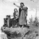 Völva (1893) – tranh của Carl Larsson