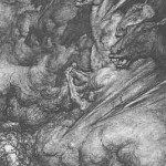 Valkyrie – tranh của Arthur Rackham